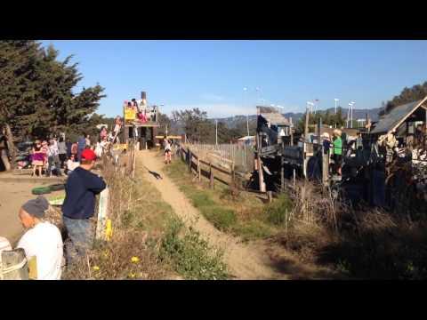 Berkeley Adventure Playground Zipline