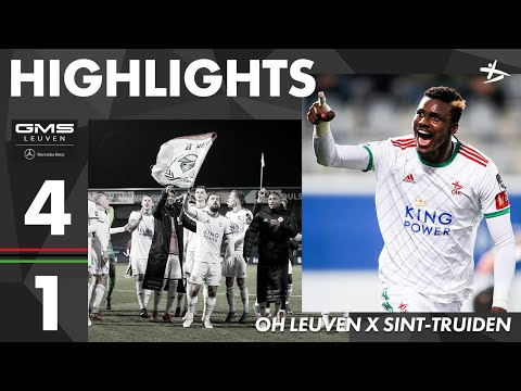 OH Leuven St. Truiden Goals And Highlights