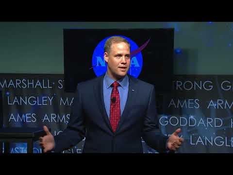 NASA Administrator Jim Bridenstine Town Hall, May 17, 2018