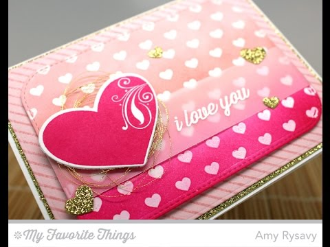 AmyRs Valentine Cards 2015 Series Card 6 YouTube – Valentines Cards 2015