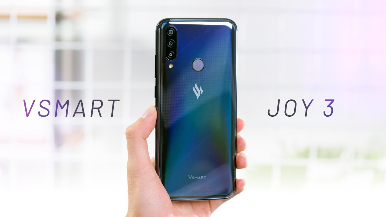 Đánh giá chi tiết Vsmart Joy 3: giá rẻ đáng mua nhất?