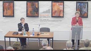 Prof. Christa Luft – Geheimsache Freihandelsabkommen TTIP