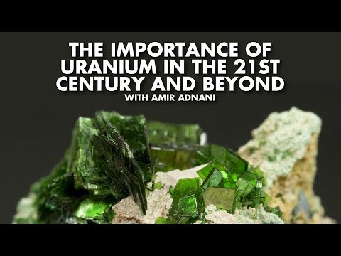 The Importance Of Uranium In The 21st Century And Beyond With Amir Adnani