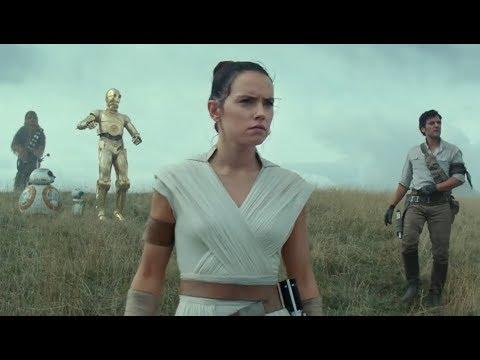 🎞 Star Wars: Episode IX 2019  Teaser