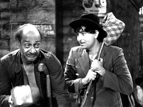 Jhute Makkaro Ka Shehar Bambai - Shree 420 Most Viewed Scenes