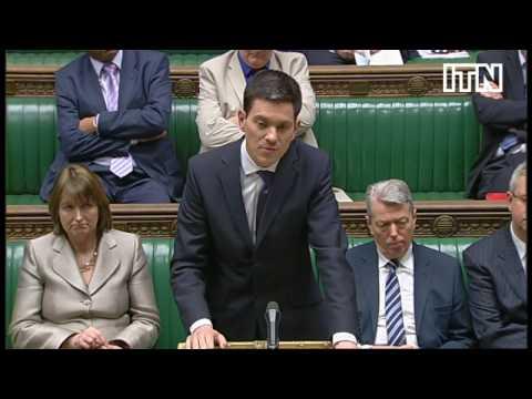 Miliband statement on Israel passports scandal