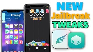 NEW iOS 12 - 12.1.2 Jailbreak Tweaks A12 (Best Sileo & Cydia Tweak )