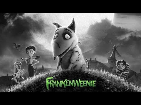 The Art Of Frankenweenie Exhibition Youtube