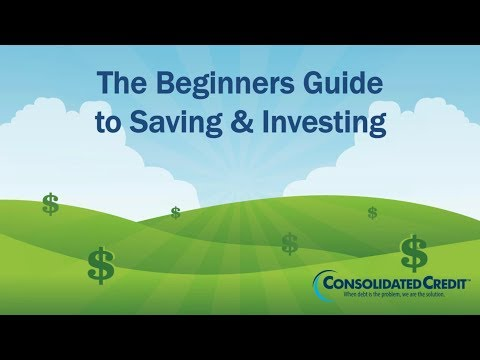 The Beginners Guide to Saving & Investing