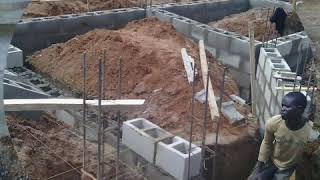 5 Bedroom Duplex Construction From Foundation to Finishing