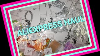???? ALIEXPRESS HAUL - DT PACKAGE FROM ALINACRAFTS ????