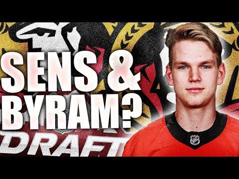 What If The Ottawa Senators Used THEIR OWN Pick To Draft Bowen Byram? (No Matt Duchene Trade) NHL