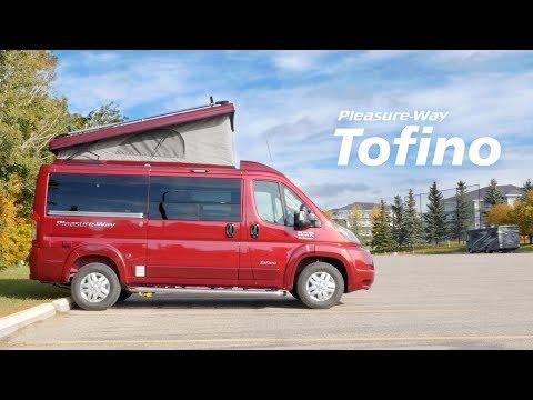 Pleasure-Way Tofino Pop Top Camper Van