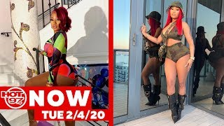 Megan Thee Stallion Confirms Status w/ G Eazy + Reactions To Nicki Minaj's New Song 'Yikes'