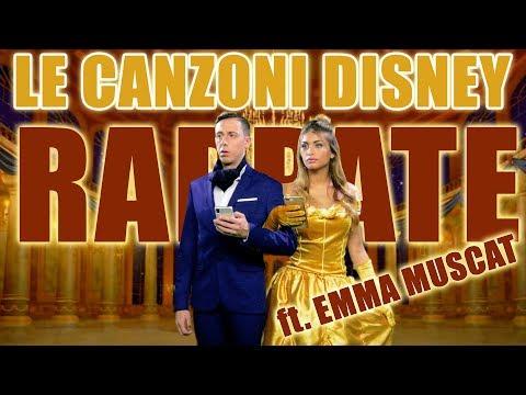 SE LE CANZONI DISNEY FOSSERO RAP ft. EMMA MUSCAT