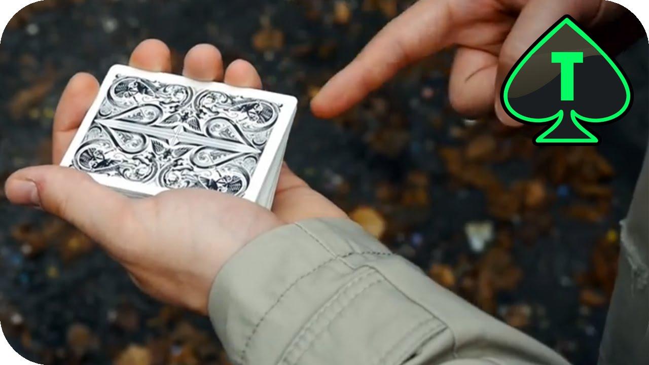 Kartentricks Für Anfänger