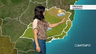 Previsão Sudeste – Chuva frequente no leste paulista