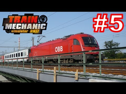 Shocking Electrical Work | Train Mechanic Simulator 2017: Ep. 5