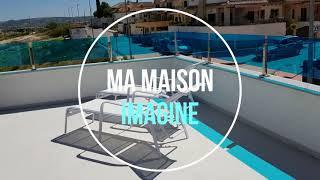 villa à vendre avec piscine Bigastro Espagne Costa Blanca