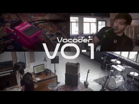 BOSS VO-1 Vocoder featuring Kai Smith