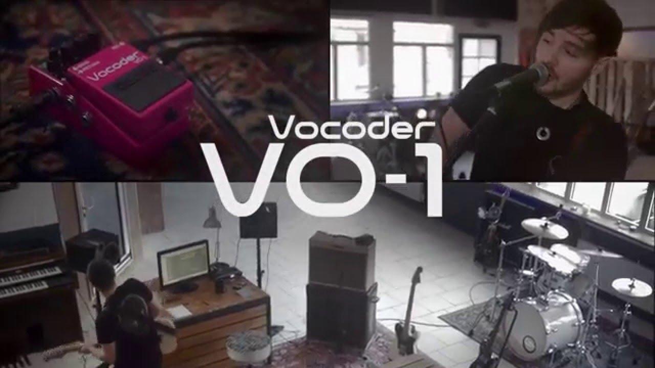 Boss VO-1 Vocoder   Keymusic