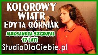 Kolorowy wiatr - Edyta Górniak (cover by Aleksandra Szczupał) - #1465
