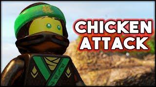 LEGO Ninjago The Movie - Videogame - Part 0 - The Prologue