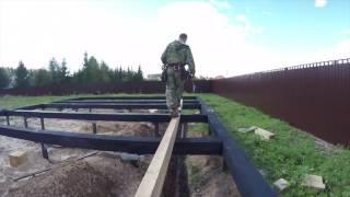 видео Строительство домов из сип панелей