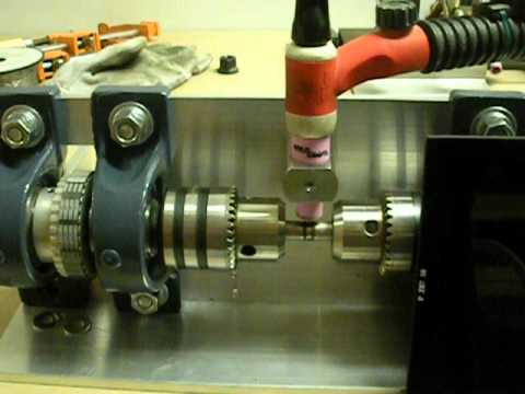 Tube Weld Positioner Youtube