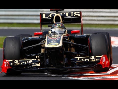 2012 lotus f1 ride height and how to shoot race cars