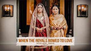 WHEN THE ROYALS BOWED TO LOVE - Krutika & Akshay Trailer