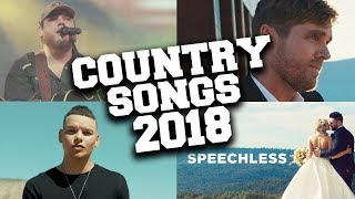 Top 50 Country Songs of December 2018