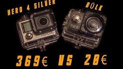 Unboxataan | Verkkokaupan BÜLK 4K action kamera