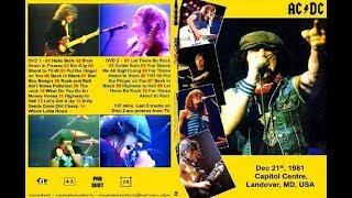 AC/DC - Live Largo 1981 Full Concert [1080p HD]