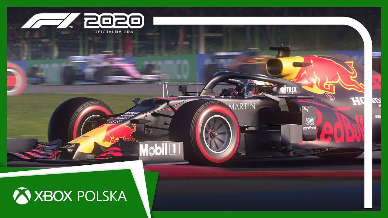 F1 2020 - Ścigajmy się razem! | Xbox One
