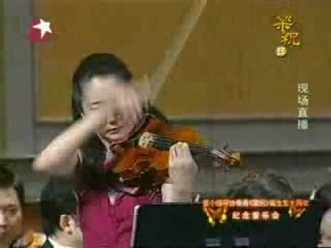 Butterfly Lovers Violin Concerto by Akiko Suwanai (part 3) 梁祝 小提琴协奏曲 诹访内晶子