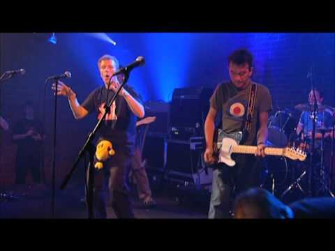 Red Zebra - I Can't Live In A Living Room [live - HQ ...