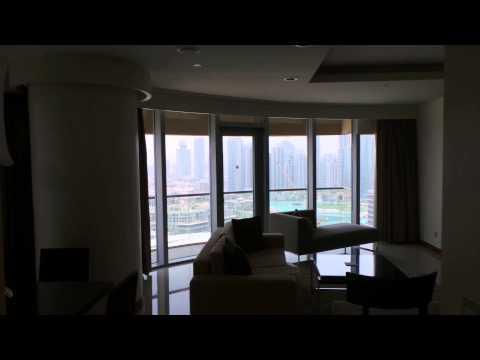 The Address Dubai Mall Hotel Pool