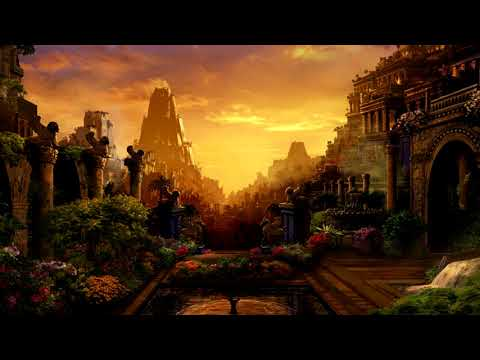 Arabian Music | Hanging Gardens of Babylon | Ambient, Relaxing, Middle Eastern