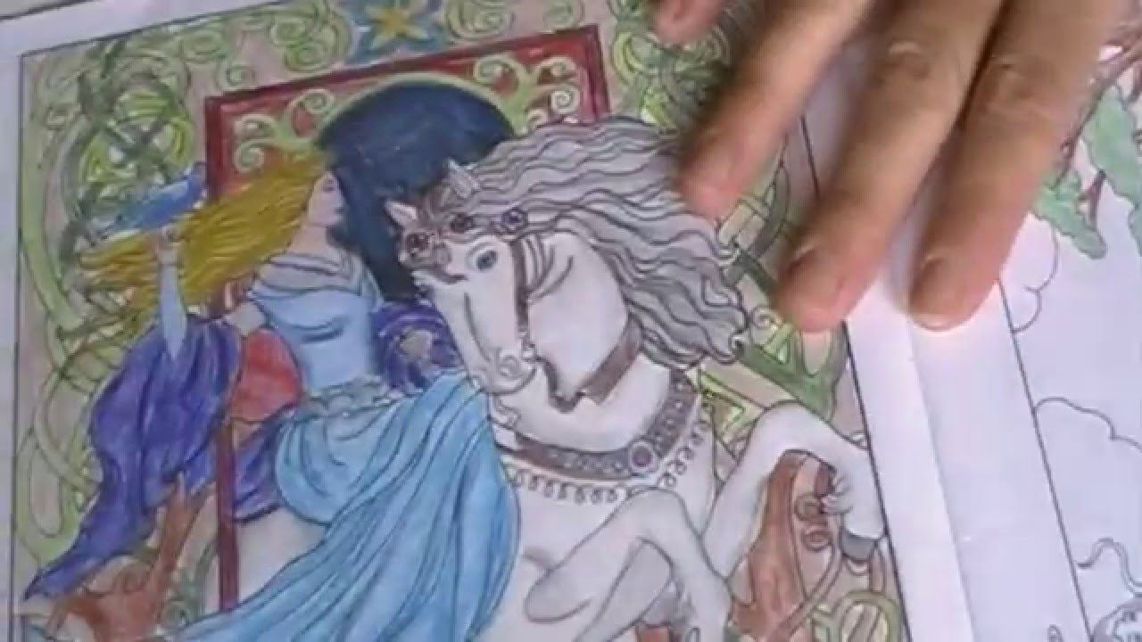 Adult Coloring Book Review Tips And Techniques
