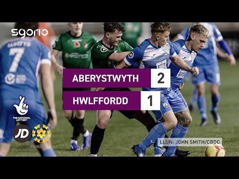 Aberystwyth Haverfordwest Goals And Highlights