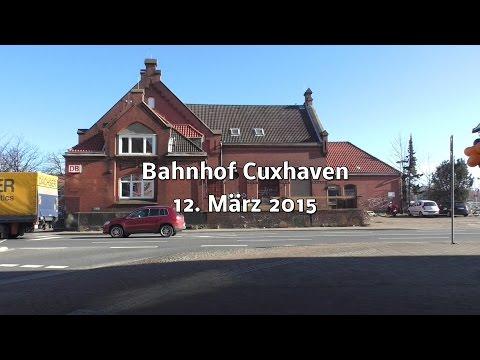 Rund Um Den Cuxhavener Bahnhof