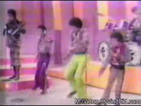 Jackson 5 - Sugar Daddy Live