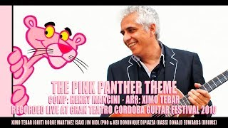THE PINK PANTHER THEME New and Innovative Version by Ximo Tebar