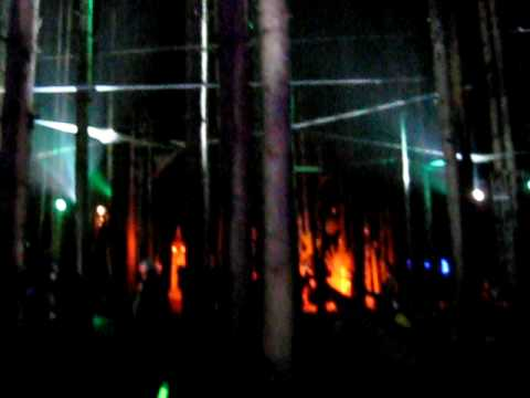 A Trip Through Sherwood Forest  at Rothbury Music Festival 2009