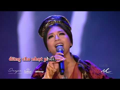 Thùy Vân - Tình Sử Romeo & Juliet (Karaoke)