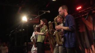 The Souljazz Orchestra - Parasite - Live