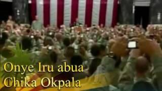 Onye Iru abua - Chika Okpala