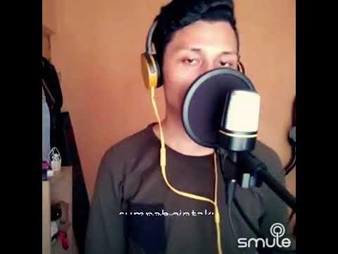Sumpah cintaku Asfan shah (ost Titian Cinta) smule cover by Am