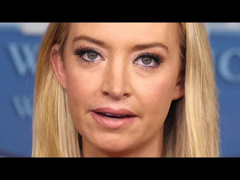 What Kayleigh McEnany Just Admitted About Her Time In The White House